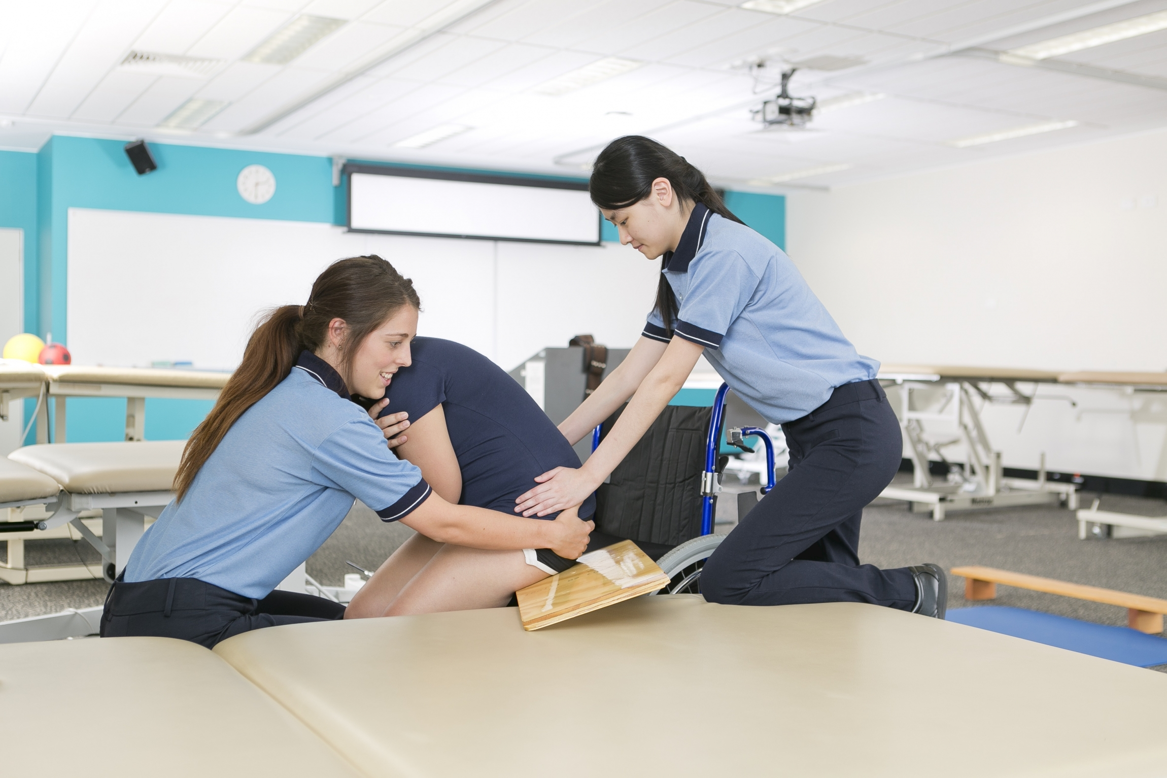 Curtin University - physiotherapy
