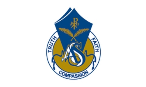 All Saint Anglican School Logo